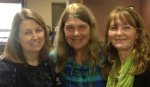 Rene, Barb and Barb, Sisters from the Christian Book Club